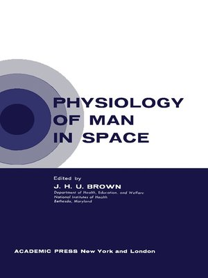 cover image of Physiology of Man in Space