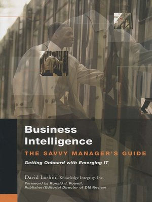 cover image of Business Intelligence