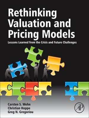 cover image of Rethinking Valuation and Pricing Models