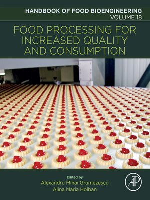 cover image of Handbook of Food Bioengineering, Volume 18