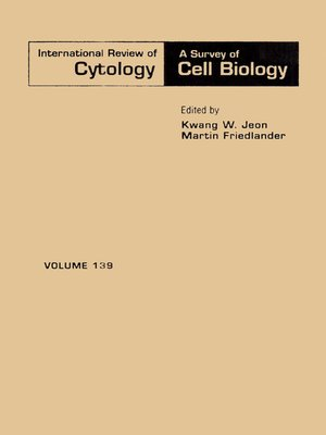 cover image of International Review of Cytology, Volume 139