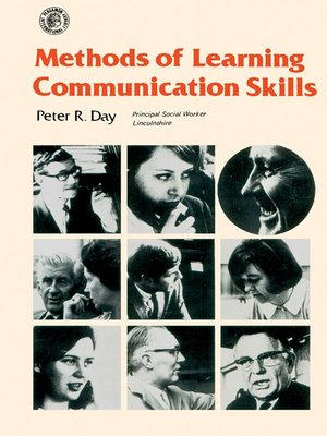 cover image of Methods of Learning Communication Skills