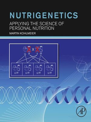 cover image of Nutrigenetics