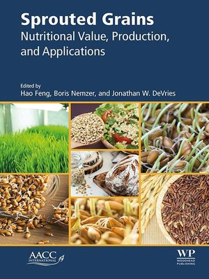 cover image of Sprouted Grains