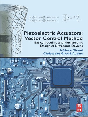 cover image of Piezoelectric Actuators