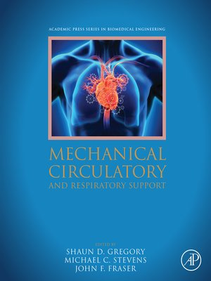cover image of Mechanical Circulatory and Respiratory Support