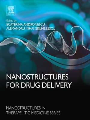 cover image of Nanostructures for Drug Delivery