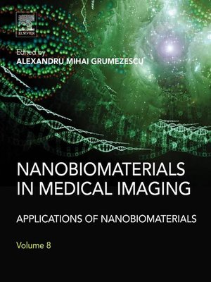 cover image of Nanobiomaterials in Medical Imaging