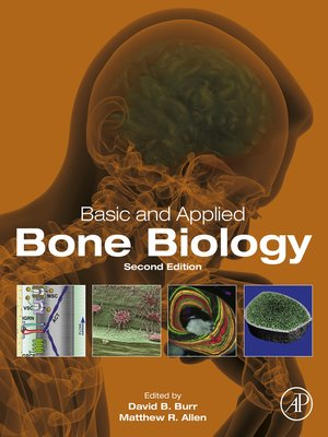 cover image of Basic and Applied Bone Biology