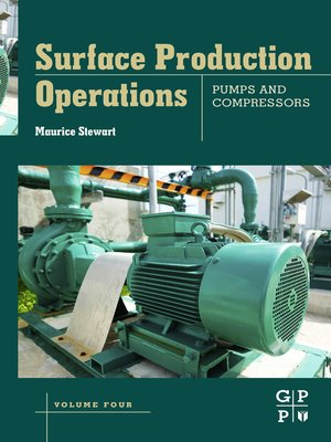 cover image of Pumps and Compressors, Volume 4