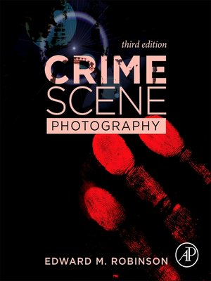 cover image of Crime Scene Photography