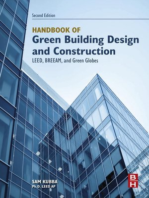 cover image of Handbook of Green Building Design and Construction