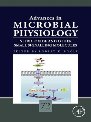 cover image of Nitric Oxide and Other Small Signalling Molecules