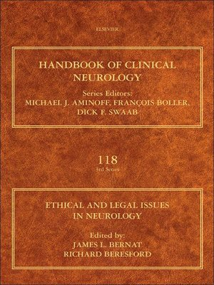 cover image of Ethical and Legal Issues in Neurology E-Book