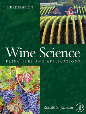 cover image of Wine Science