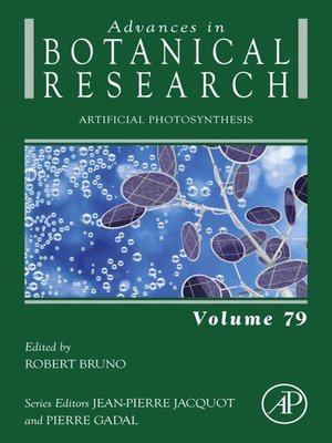 cover image of Advances in Botanical Research, Volume 29