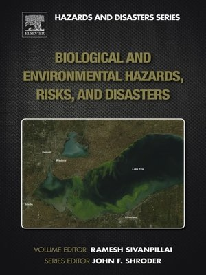 cover image of Biological and Environmental Hazards, Risks, and Disasters