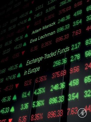 cover image of Exchange-Traded Funds in Europe