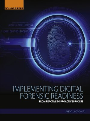 cover image of Implementing Digital Forensic Readiness