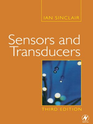 cover image of Sensors and Transducers
