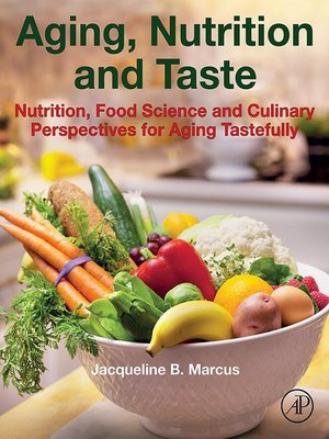 cover image of Aging, Nutrition and Taste