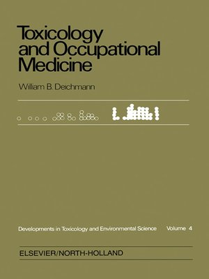 cover image of Toxicology and Occupational Medicine