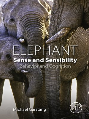 cover image of Elephant Sense and Sensibility