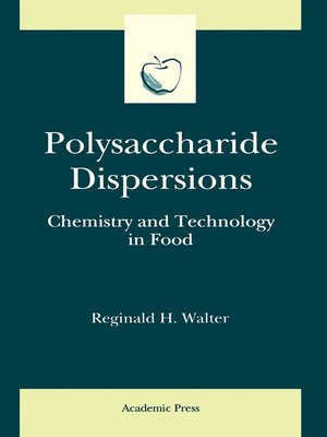 cover image of Polysaccharide Dispersions
