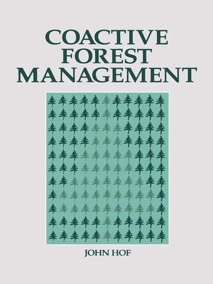 cover image of Coactive Forest Management