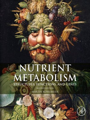 cover image of Nutrient Metabolism