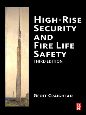 cover image of High-Rise Security and Fire Life Safety