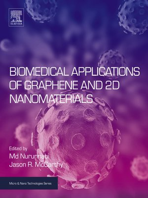 cover image of Biomedical Applications of Graphene and 2D Nanomaterials