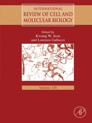 cover image of International Review of Cell and Molecular Biology, Volume 326