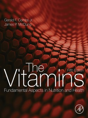 cover image of The Vitamins