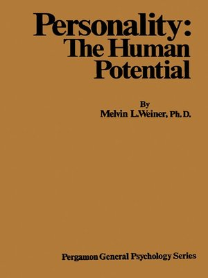 cover image of Personality