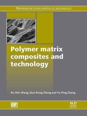 cover image of Polymer Matrix Composites and Technology