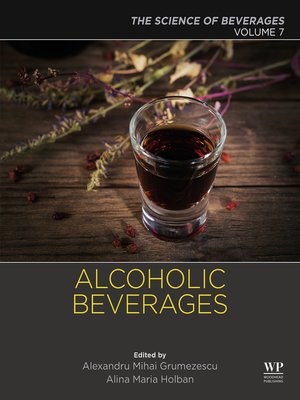 cover image of The Science of Beverages, Volume 7