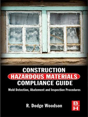 cover image of Construction Hazardous Materials Compliance Guide