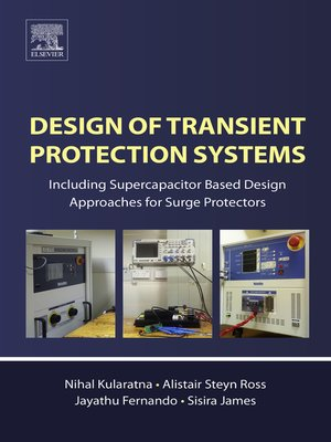 cover image of Design of Transient Protection Systems