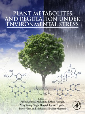 cover image of Plant Metabolites and Regulation under Environmental Stress