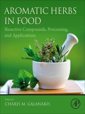 cover image of Aromatic Herbs in Food