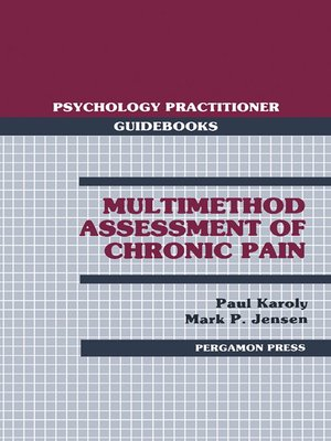 cover image of Multimethod Assessment of Chronic Pain