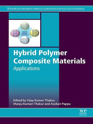 cover image of Hybrid Polymer Composite Materials: Applications