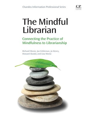 cover image of The Mindful Librarian