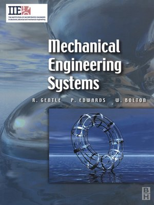 cover image of Mechanical Engineering Systems