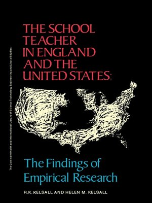 cover image of The School Teacher in England and the United States
