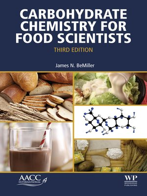 cover image of Carbohydrate Chemistry for Food Scientists