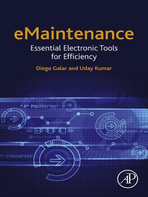 cover image of eMaintenance