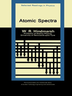 cover image of Atomic Spectra