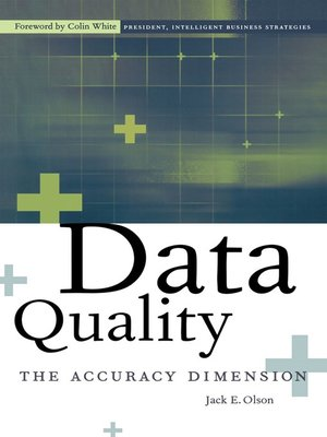 cover image of Data Quality